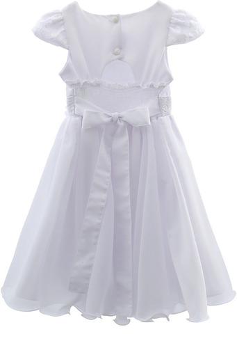 vestido menina florista dama de honra formatura
