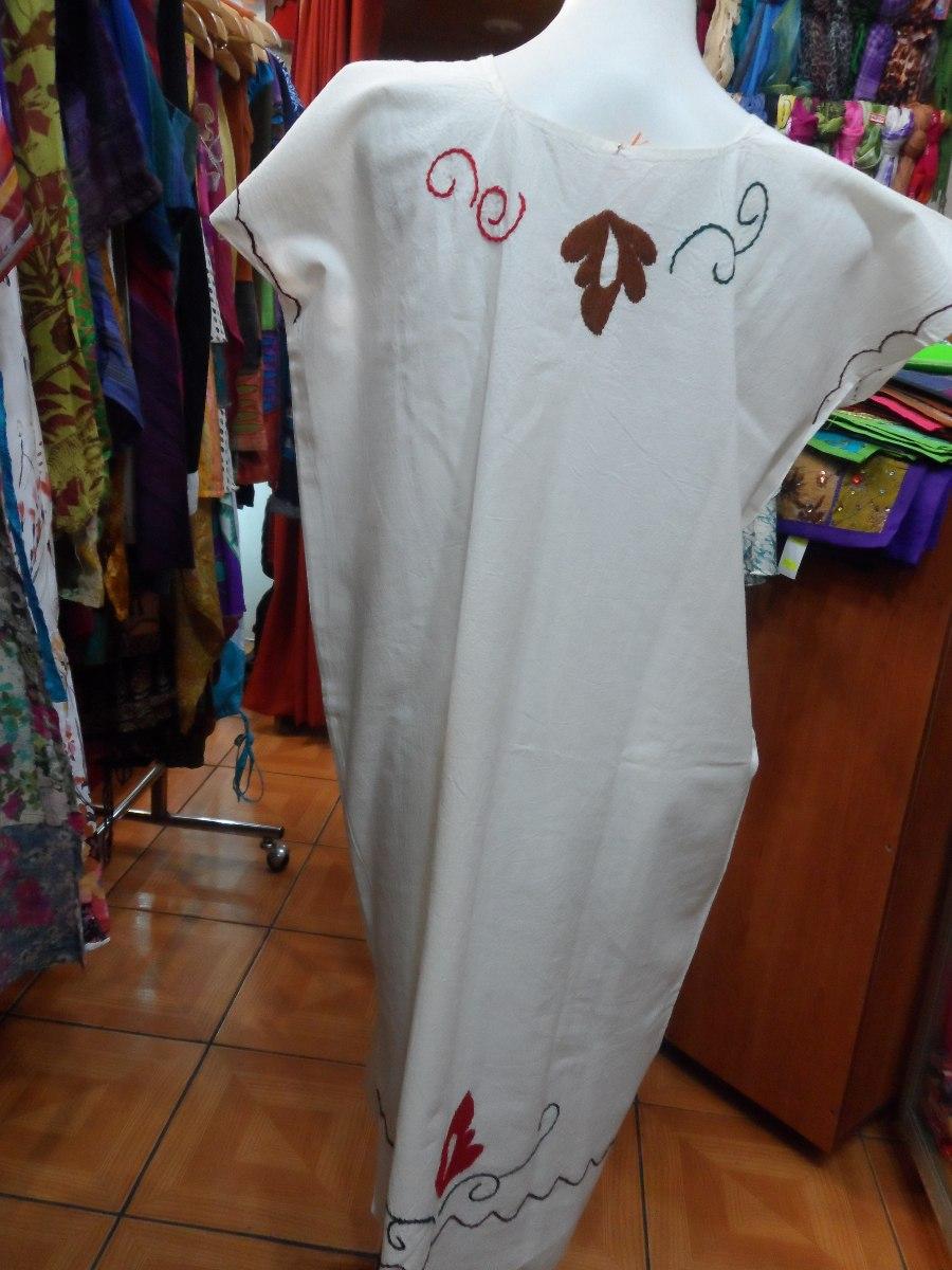 efd78585d4 Vestido Mexicano Confeccionado Por Las Indigenas Maya -   35.000 en ...