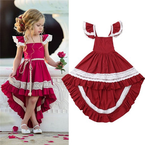 4d9f88463 Vestidos De Niñas Fiesta - Ropa, Bolsas y Calzado en Mercado Libre México