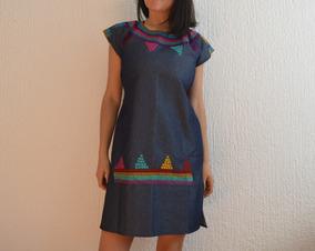 ded75c9421 Vestidos Mexicanos Tradicionales - Vestidos de Mujer en Mercado ...