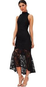 34d15f07ea8a Vestido Peplum Longo - Vestidos Femeninos com o Melhores Preços no ...
