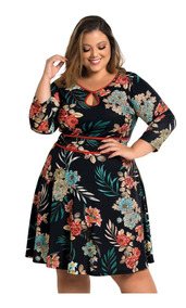 4eeb6c3830cb Vestido Renda Gordinha Evangelica - Vestidos Femeninos com o Melhores  Preços no Mercado Livre Brasil