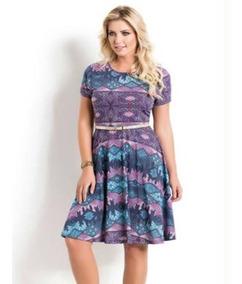 39d13baa4 Vestidos De Senhoras Gg - Calçados, Roupas e Bolsas com o Melhores Preços  no Mercado Livre Brasil