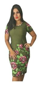 4d1a21bfb0d2 Vestidos Mulata Cafe - Vestidos Ocre Médio com o Melhores Preços no Mercado  Livre Brasil