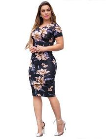 7f6114ccf492 Vestido Tubinho - Vestidos Femeninos com o Melhores Preços no ...