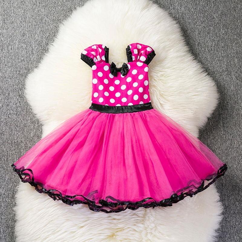 Vestido Mimi Para Niña Bebe