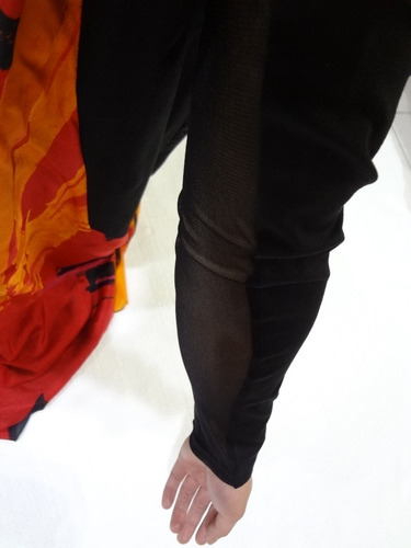 vestido mini vestido marca biscaya talla 38 (m) 100%seda