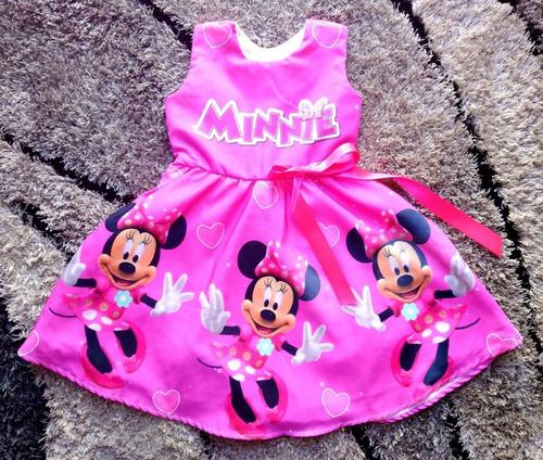 vestido minnie mouse entrega en 15 días