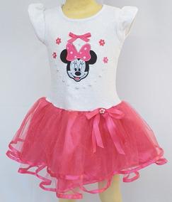 Vestido Minnie Mouse Tutu