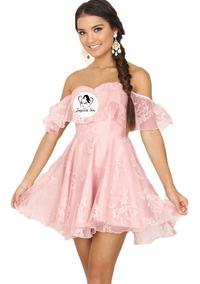 Asos Lentejuelas Mujer Rosa Vestidos Vestido Strapless En De fvby76gY