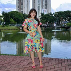 33f987fe2 Sandrinha E A Garotada - Vestidos no Mercado Livre Brasil