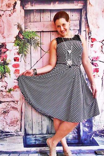 vestido moda evangélica gospel clássico social com elastano