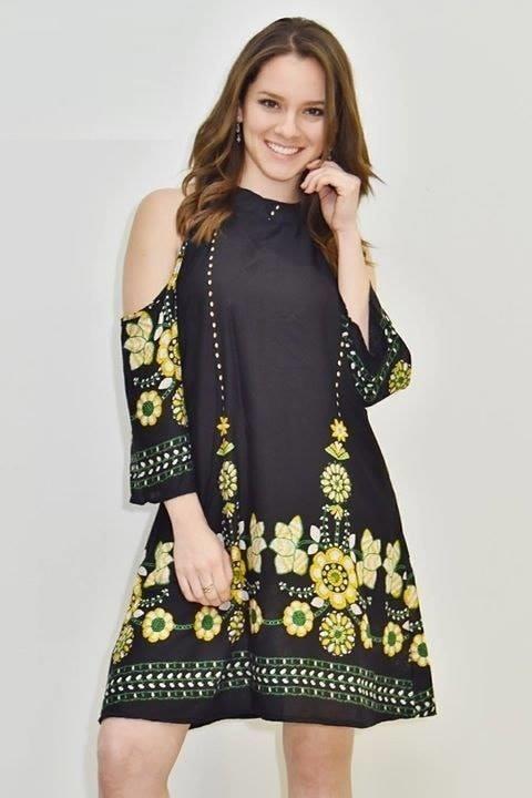 8086906a3e25 Vestido Moda Primavera Verano 2019 Ropa Mujer - S/ 65,00 en Mercado ...