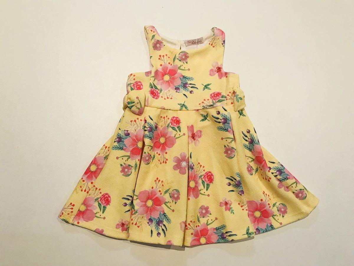 361fc02ef0 vestido mon sucre crepe de malha amarelo com estampa floral. Carregando  zoom.