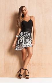 ce91d1460 Vestido Morena Rosa Estampado Decote Estreito - Vestidos Femininas no  Mercado Livre Brasil