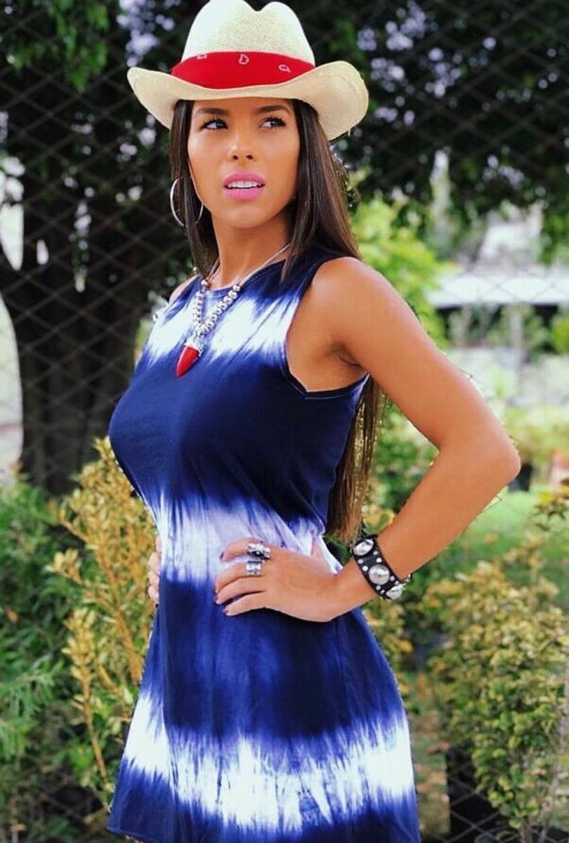 Vestido playero mujer 2019