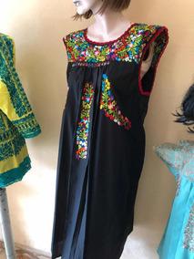 71f9f71de4 Vestidos Bordados De Oaxaca Modernos en Mercado Libre México