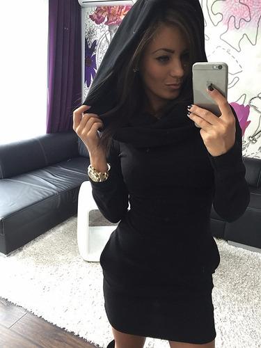 vestido mujer casual