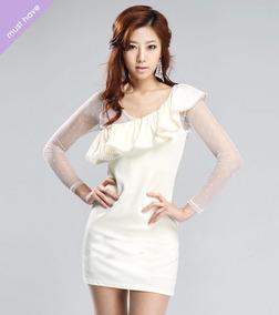 de624b4bde35 Vestidos De Verano Juvenil Cortos - Vestidos de Mujer Corto Blanco ...