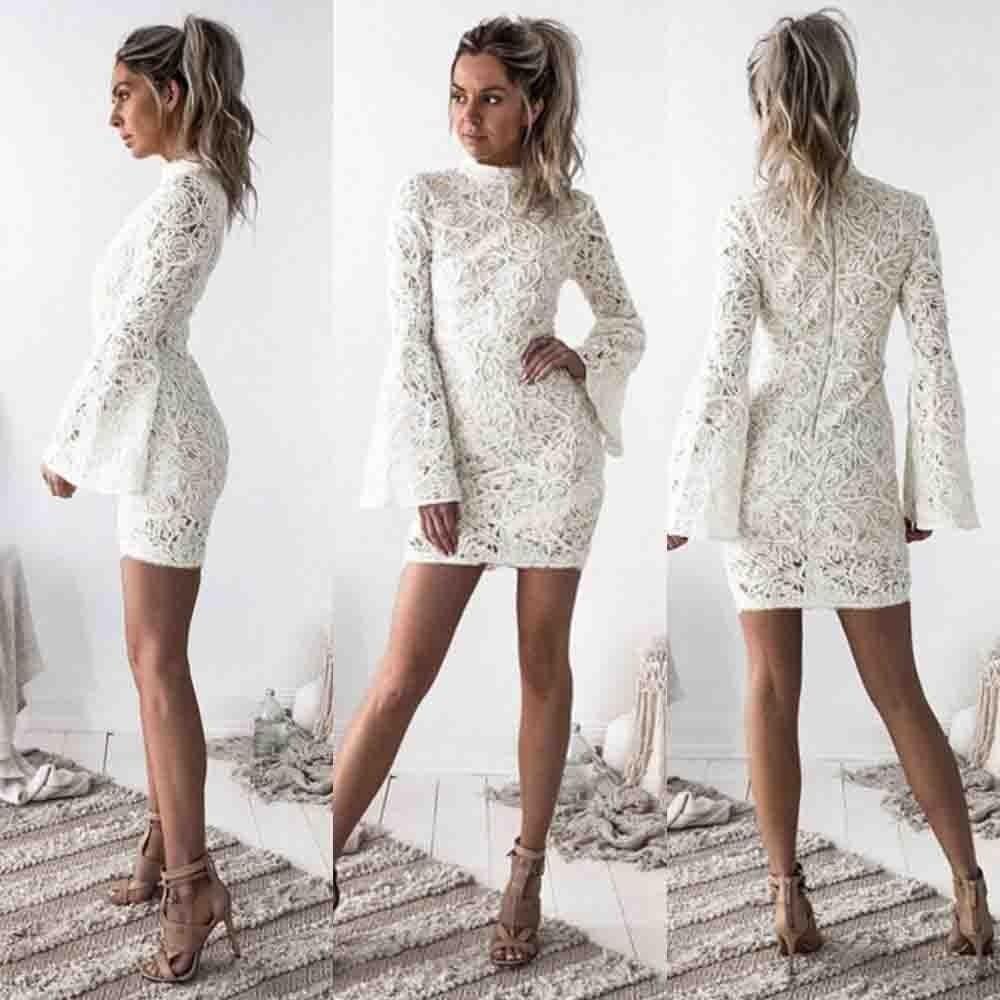 9042a83c19 vestido mujer corto sexy bonito barato fiesta elegante casua. Cargando zoom.