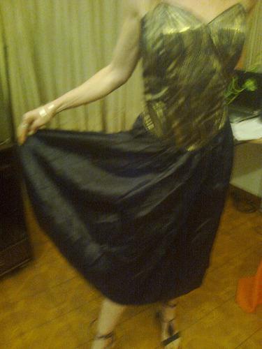 vestido mujer de fiesta alta calidad mira fotos,