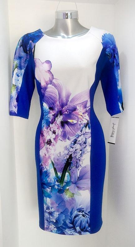 Vestido azul o blanco original