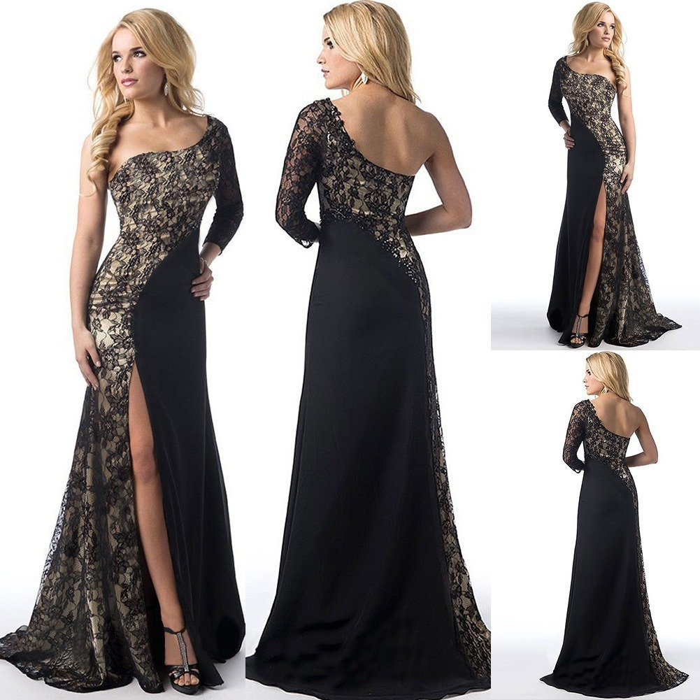 ed71bf622 sexy Cargando vestido bonito fiesta zoom largo elegante barato mujer 0Ur0qzY
