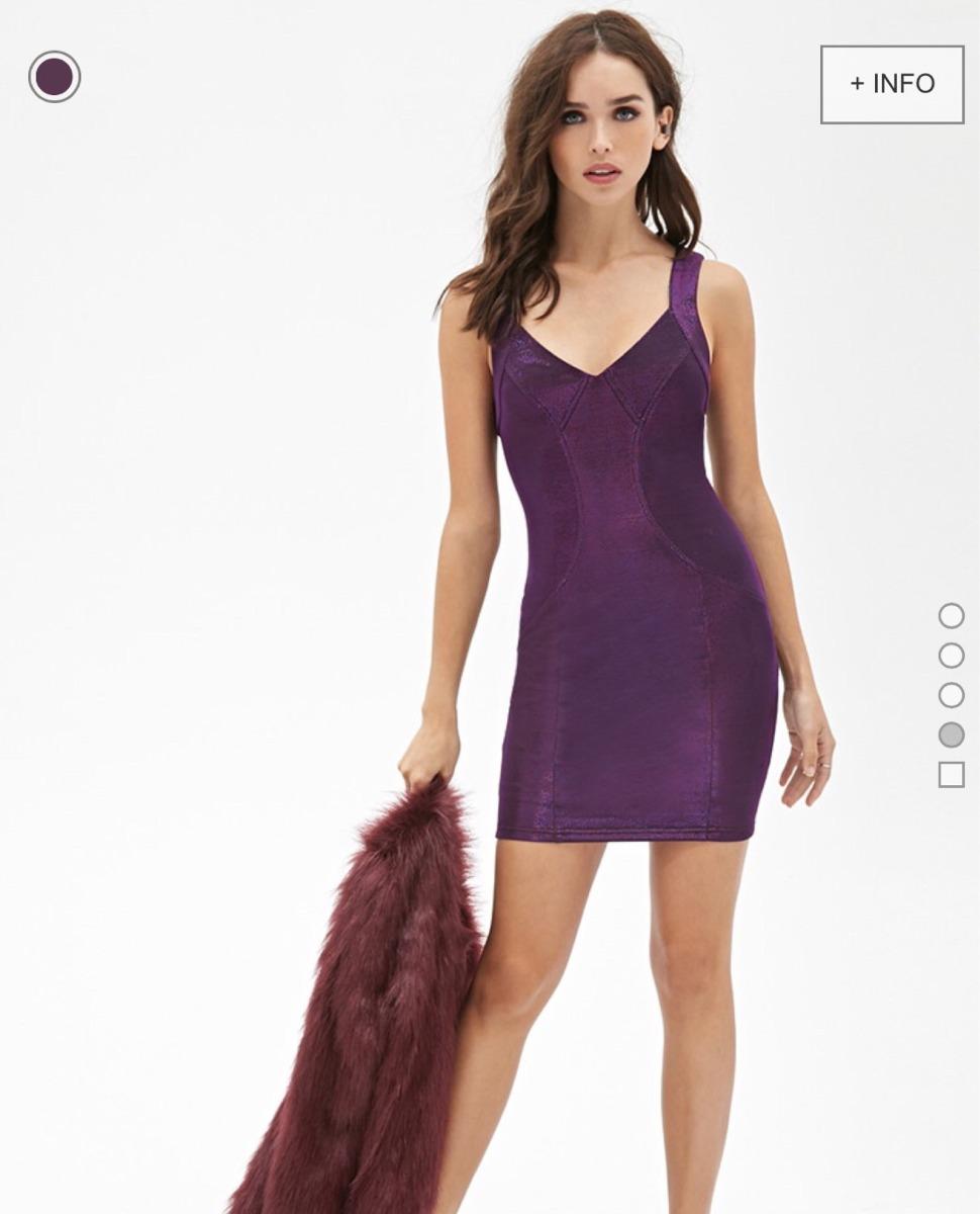 Magnífico Vestidos De Fiesta En Forever 21 Modelo - Ideas de ...