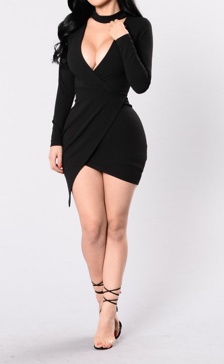e3d658edf7 Vestido Mujer Vestido Para Dama Casual Elegantes Fr3 -   65.000 en ...