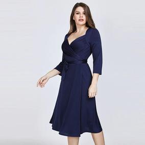 Vestidos para mujer talla grande bogota