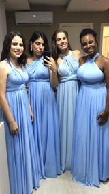 b59e3b973a86d4 Infinity Dress - Vestidos Femeninos com o Melhores Preços no Mercado Livre  Brasil