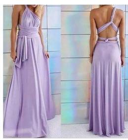 1f1bf1b59b Infinity Dress Verde - Vestidos en Mercado Libre México
