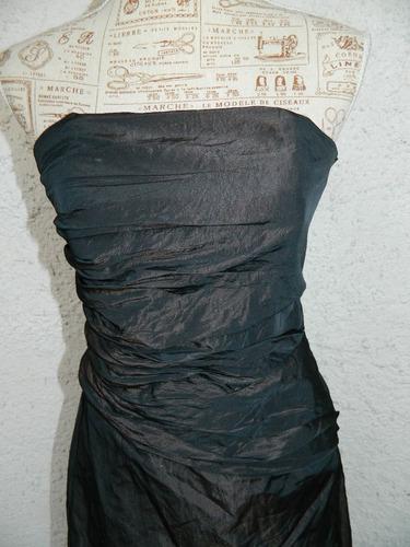 vestido nº 77 fiesta   alta costura