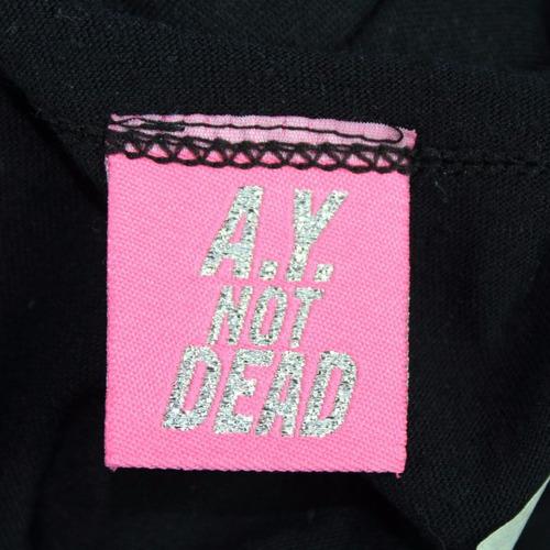 vestido negro ¿ a.y. not dead