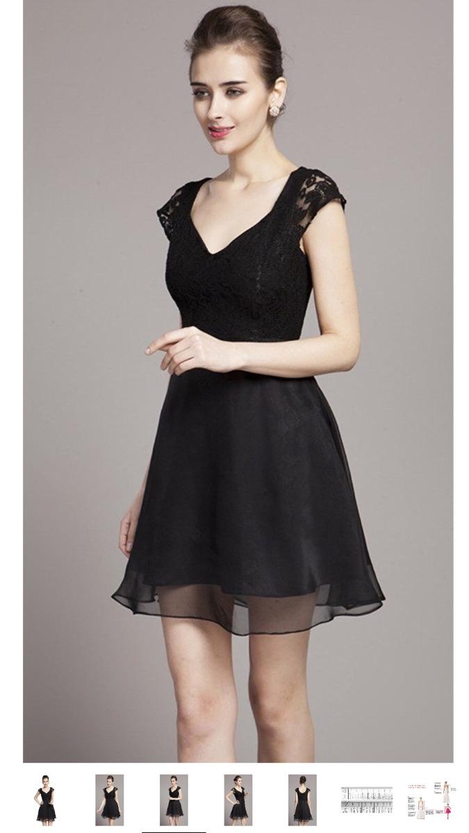 La vestido negro