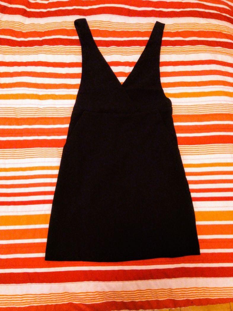 8387d34bdc vestido negro corto con gran escote! hym nuevo!!! sexy! Cargando zoom.