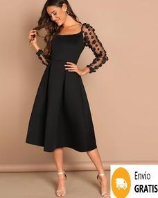 bf2e0f603294 Vestidos Para Fiesta Elegantes De Xv Mujer - Vestidos de Mujer ...