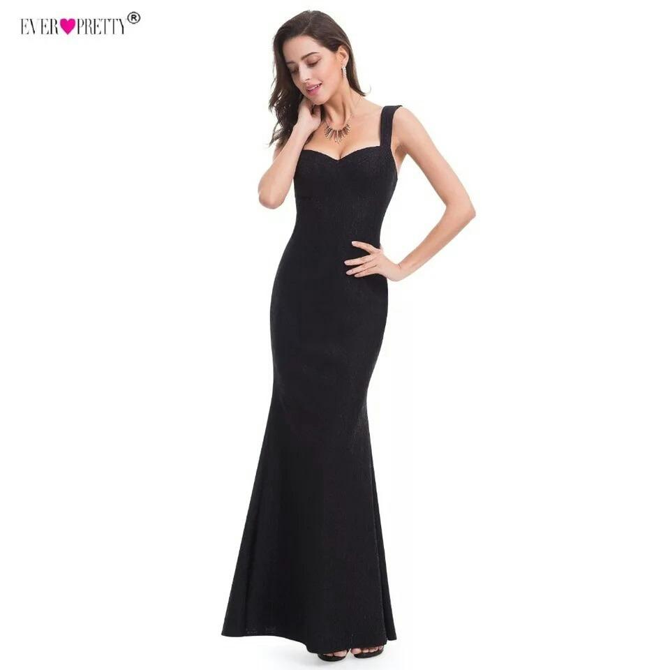 Vestidos negro noche