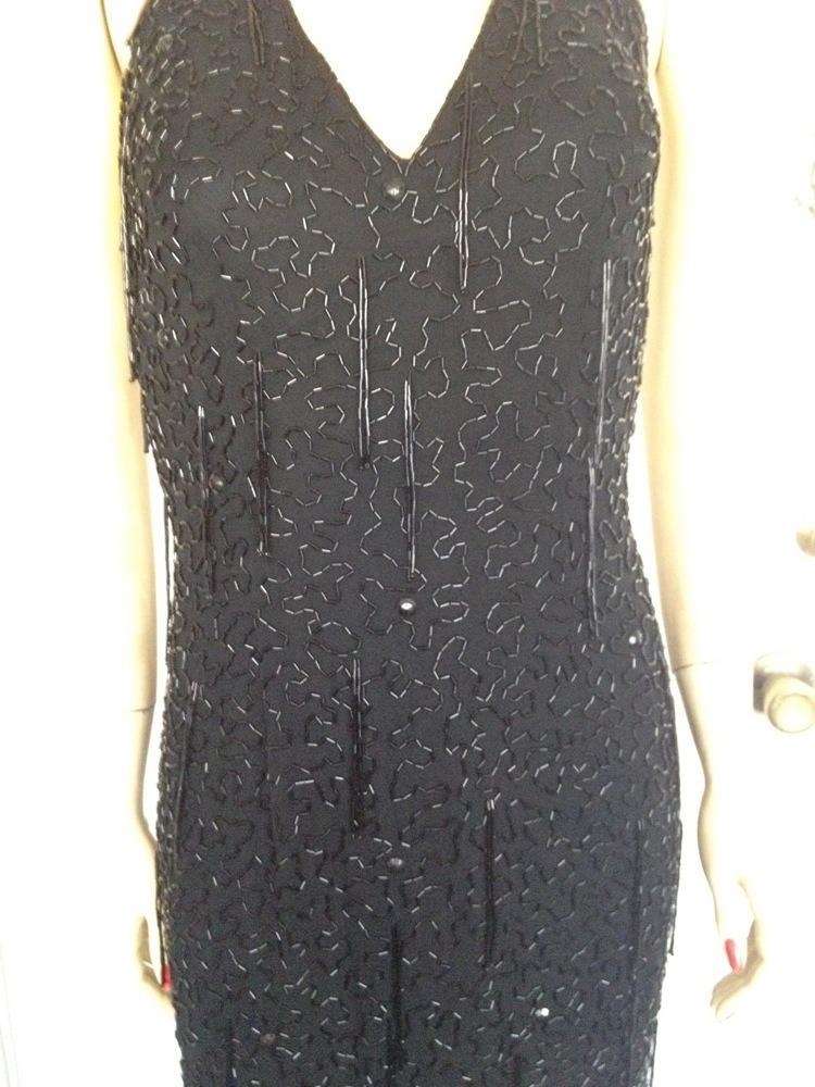 1264a13f23f1 Vestido Negro Fiesta