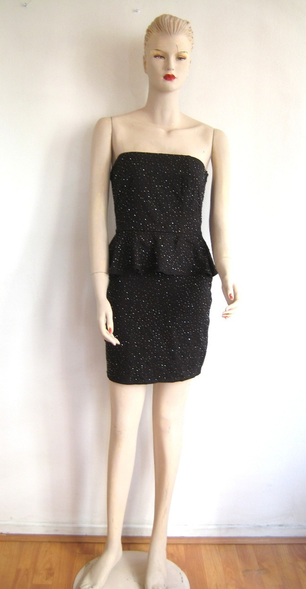 500 En Talla Vestido Mercado Sirve Zara Libre Negro Sm 15 YTqYg1fwv d13d92276891