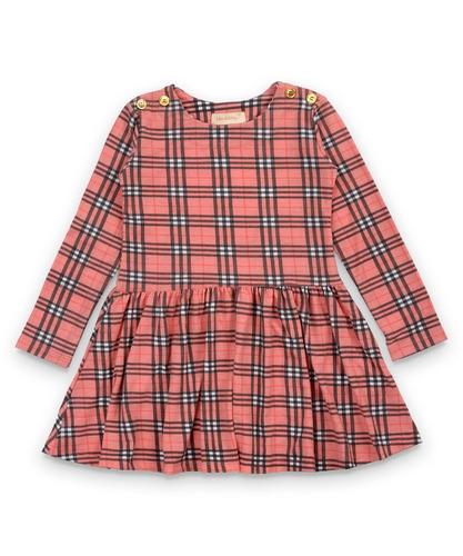 vestido nena escoces manga larga pitocatalan (14w560)