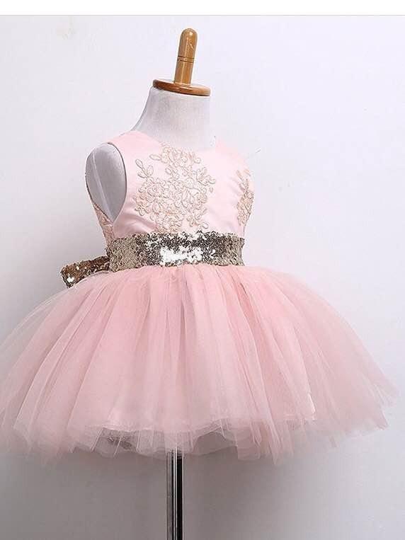 Vestido Niña De Fiesta Para Cumpleaños Casamiento - $ 1.200,00 en ...