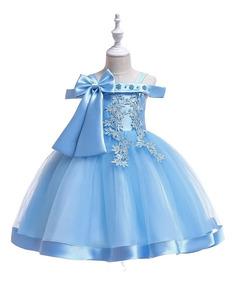 Vestidos De Ninas Para Presentacion Ropa Bolsas Y Calzado