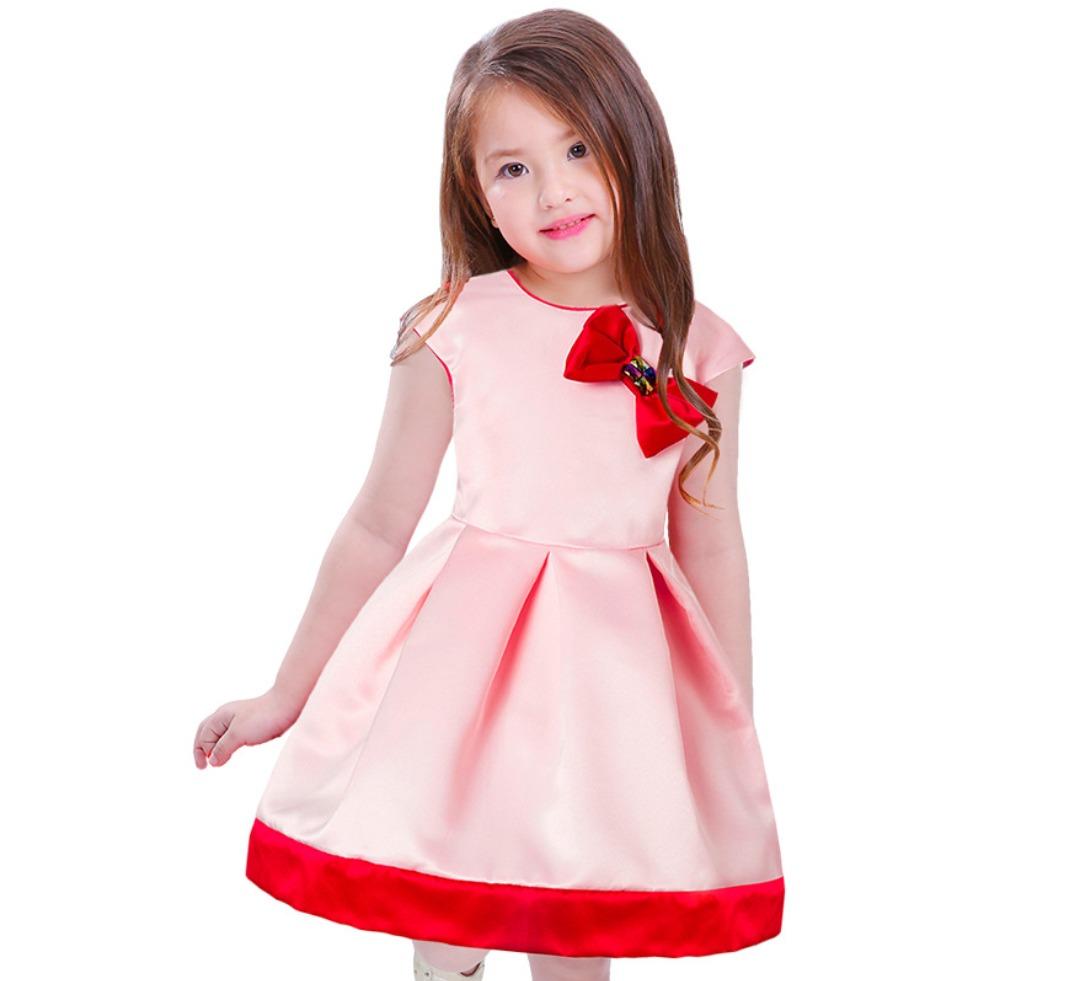 Ninas Vestidos Formales Espectacular Vestido De Fiesta Para Niñas De ...