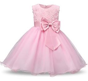 ec3a398b6d9d Vestido De Niña Para Tres Años en Mercado Libre México