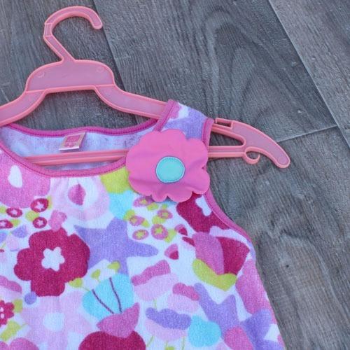 vestido  niña flores verano tuc tuc envio gratis