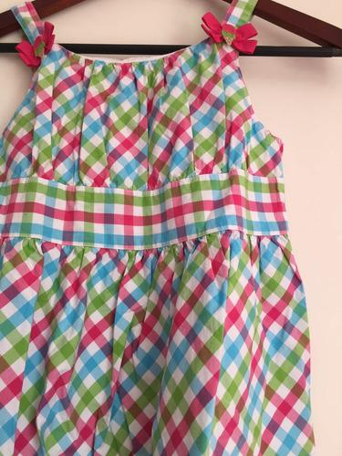 vestido niña gymboree largo 12