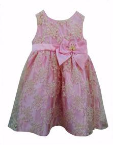 626b69a0e Vestido Bordado Niña Talla 24 Meses Blueberi Ropa Bebes - Ropa y ...