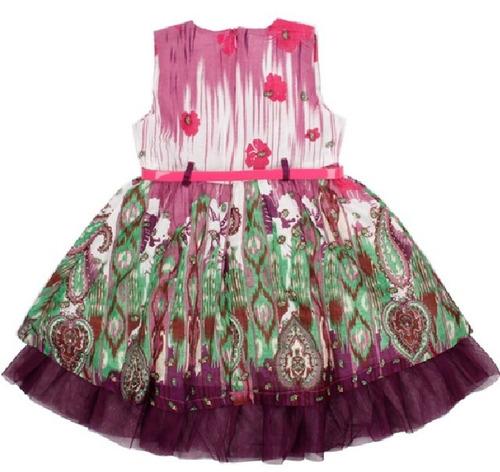 vestido niña importados marca nova kids
