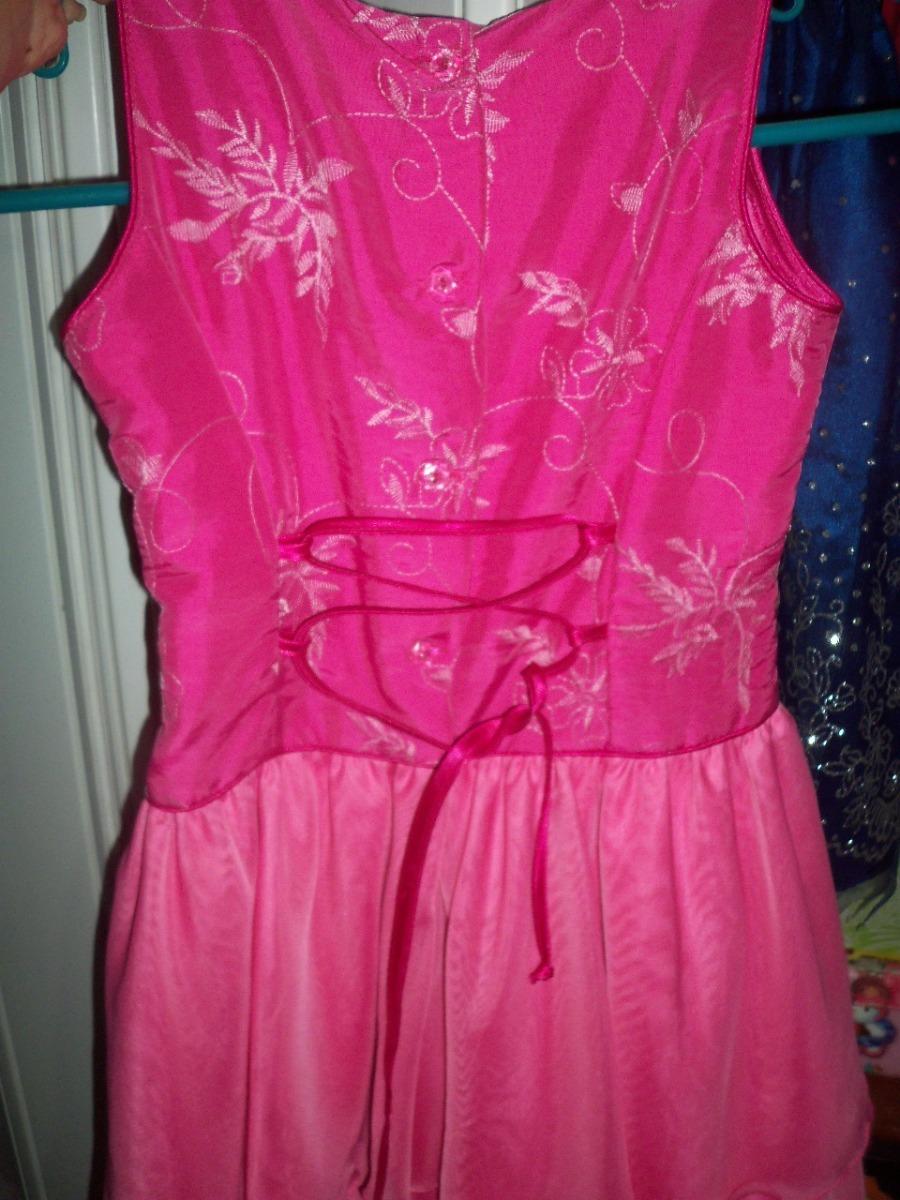 Vestido Niña Modas Yanina Talla 6 Usado - Bs. 160.000,00 en Mercado ...